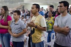 _DSC0304 (sjoaobatistarb) Tags: cerco de jeric igrejacatolica orao clamor batismo no espirito santo