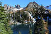 424B2588 (forrest.croce) Tags: cascades eastside lake larch larches fall color hike mountains northcascades noca snow