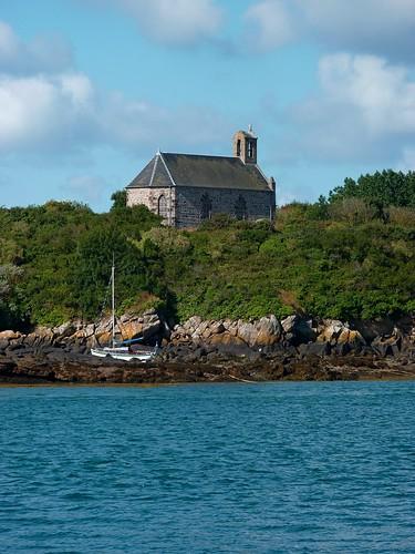 église de Grandville - îles Chausey