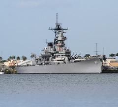 USS Missouri 2 (ahisgett) Tags: hawaii honolulu pearl harbor