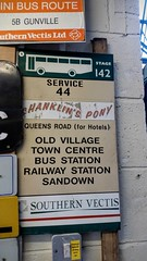 Shanklin's Pony (PD3.) Tags: southern vectis museum isle wight iow bus buses hampshire hants england uk ryde