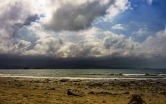 DSC00550-1 (Licran) Tags: mayotte sea cloud sky water island beach boat sand mer nuage ciel plage sable bateau trombe