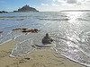 5Fri Sand Castle Tide2 (g crawford) Tags: penzance cornwall marazion stmichaelsmount crawford sandbeach sandcastle dangerted ted teddy teddies dt dee bucket spade