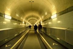 Hamburg,Alter Elbtunnel (Germany) (jens_helmecke) Tags: tunnel elbtunnel hamburg stadt hansestadt city nikon jens helmecke deutschland germany