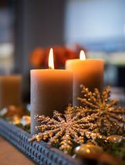 Schnen zweiten Advent !! (Vintage lens lover - busy, busy) Tags: advent bokeh kerzen dezember weihnachtszeit em1 m43