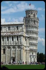 The tower (franz75) Tags: nikon coolpix s6600 italia italy toscana tuscany pisa gotico gotic architettura architecture square piazza piazzadeimiracoli miracoli torre pendente tower