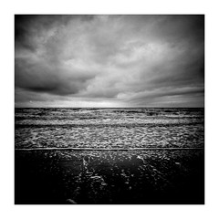 marbledwaves (seba0815) Tags: ricohgrdiv grdiv monochrome waves marble marbledwaves sky contrast light clouds mood nature wind water sea northholland northsea beach sand bw blackwhite blackandwhite blanco nero blanc noir schwarzweis square walk seba0815 seaview melancholy memories vacation