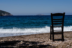 a quiet place to rest (al3x!s) Tags: beach black blue bokeh brown color colour dodekanisos gray greece grey island landscape nature nikkor35mm nikon outside patmos photo sea shadow shadows sky travel turquoise water white kalimnos egeo