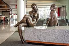 Canberra Airport Sculptures-3 (Quick Shot Photos) Tags: act australia canberra canon canoncollective visitcanberra australiancapitalterritory au