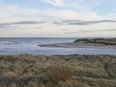 Mouth of the Aln (Granpic) Tags: northumberland alnmouth riveraln estuary