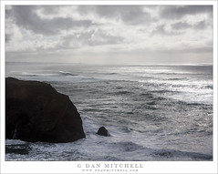 Clearing Storm, Pacific Coast (G Dan Mitchell) Tags: fort bragg northern california pacific ocean coast highway one pch island rock surf waves clouds storm clearing nature landscape seascape usa north america