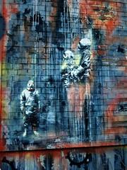 Ken Plotbot / Berlin Teufelsberg - 20 nov 2016 (Ferdinand 'Ferre' Feys) Tags: deutschland germany berlin streetart artdelarue graffitiart graffiti graff urbanart urbanarte arteurbano kenplotbot