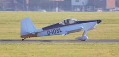 Vans RV9 G-IOSL Lee on Solent Airfield 2016 (SupaSmokey) Tags: vans rv9 giosl lee solent airfield 2016