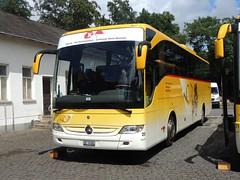 DSCN2285 Walter Tschannen AG, Zofingen 20 AG 16360 (Skillsbus) Tags: buses coaches germany switzerland mercedes tourismo ptt tschannen