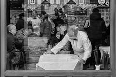 madrid on the street (Trank1969) Tags: 2016 spagna bw bnw streetphoto