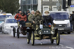 342 - 1904 Cadillac A18 06.11.2016 (CNThings) Tags: 342 a18 cadillac londontobrighton rally car veteran cnthings chrisneal nikon d7100 brighton hove sussex stanley stanleysteam 1903 1904 2016 bs812 204 runabout lbvcr
