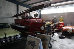 GT 3770 (ambodavenz) Tags: dennis n type fire appliance engine pump timaru geraldine brigade vintage car machinery museum crank up south canterbury new zealand