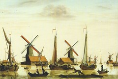 2 (Liepziede) Tags: woodenboats postcrossing postcard laurensoomheijn boat sailingboat