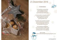 21.Dezember 2016 (Mr.Vamp) Tags: weihnachten weihnachtszeit weihnacht advent adventskalender adventszeit vorweihnachtszeit mrvamp