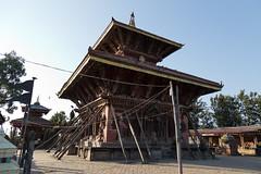 Changu Narayan Hindu temple