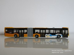 Mercedes Citaro G C2 - Nice (Gigabus72) Tags: autobus bus citaro articul mercedes rietze diecast miniature nice mercedesbenz