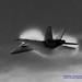 .@BoeingDefense Super Hornet Shock Cone in B&W