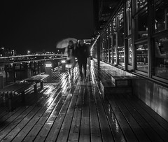 rainy evening (krøllx) Tags: bw midtnorge norway sh sørtrøndelag trondheim trøndelag akamphotowalk atmosphere blackandwhite city europa europe lights longexposure menneske monochrome motions night nightphotography norge people rain reflections scandinavia season skandinavia solsiden street streetlights streetphotography streetphoto weather 20161203dsc07349201612031