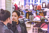 看見 (loulinblog) Tags: asia china wuhan women mirrors mirror forever21