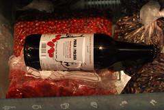 Puola - Polska (Basse911) Tags: lingonberrystout puolapolska bottle stout lingonberry blueberry mustikkaa puolukkaa freezer pakastin beer biere birra cerveza l olut pivo