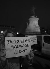_DSF0203 (sergedignazio) Tags: france paris street photography photographie fuji xpro2 internationale lutte violences femmes