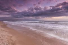 Ephemeral Moments VII. [Explored 11-26-2016] (dasanes77) Tags: canoneos6d canonef1635mmf4lisusm tripod landscape seascape cloudscape clouds horizon sea mediterraneansea sand shoreline valencia