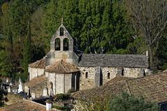 Eglise de La Baume de Transit - Drme (Vaxjo) Tags: auvergnerhnealpes drme drmeprovenale labaumedetransit church glise