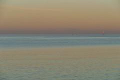 Farbenspiele  - Play of Colours (antje whv) Tags: hooksiel nordsee abendlicht eveninglight wattenmeer northsea