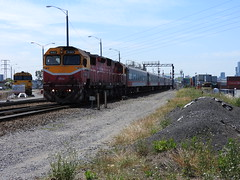 N463-SN16-PCJ492(5 Car) (damo2016 photos) Tags: n463 nclass sn16 pcj492 albury lpc 2016