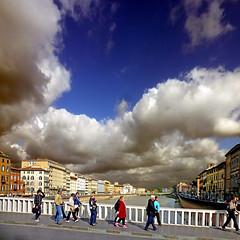 Pisa, Toscana, Italia (pom.angers) Tags: panasonicdmctz30 2016 pisa toscana italia italy europeanunion april people