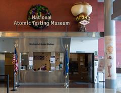 Atomic Testing Museum, Las Vegas 2015 (TraneTime) Tags: atomic testing museum 2015