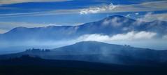 Tuscan Blue _MG_5592m1(4) (maxo1965) Tags: amiata pienza tuscany hills mist clouds italy blue valdorcia panorama landscape