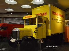 Morgan Removals Leyland Truck Ulster Folk & Transport Museum. (Roche B10M VanHool) Tags: morgan removals leyland truck ulster folk transport museum