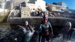 swimrun malmousque decembre-56 (swimrun france) Tags: malmousque marseille provence swimrun décembre 2016 training découverte