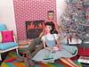 Merry Christmas (Wandy in Pensacola) Tags: vintage barbie ken mcm midcentury modern christmas tree aluminum doll diorama boneca bambola poupee muneca pop docka puppe navidad