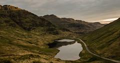 Glen Croe (Matt 82) Tags: landscape scotland nikon scottish glen glencoe loch restandbethankful scottishhighlands lochrestil d5100 matt82