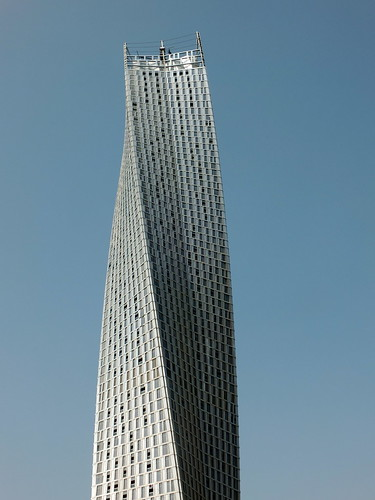 Cayan Tower (برج كيان), Dubai (دبي)