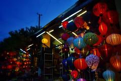 lantern at HOI AN (michibanban) Tags: night pentax vietnam hoian lantern k7