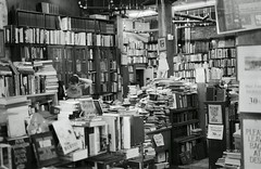 A Beautiful Mess, MacLeod's Books, West Pender, Vancouver, BC, Canada (BeyondThePrism) Tags: blackandwhite bw canada film beautiful vancouver paper blackwhite store nikon mess bc noiretblanc britishcolumbia library cluster grain books nb bookstore negative ilfordhp5 papers messy document files plus hp5 grains grainy noise westcoast shelves ilford f4 livres noisy documents piles stacks filmnoir ilfordhp5plus nikonf4 bwfilm macleod westcanada highgrain macleods westpender macleodsbooks abeautifulmess