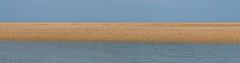 East Coast- (Photography By Robert Young) Tags: blue sea sun yellow sand nikon sunday sigma wells d800 2470mm