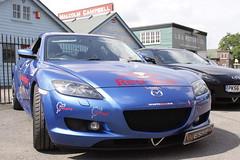 Mazda Nationals - Brooklands 2014 002 (Wessex Car Club) Tags: brooklands mazdanationalsbrooklands2014