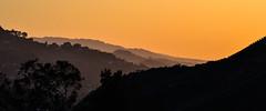 Hollywood Hills (paulette@k) Tags: california sunset losangeles hills hollywood