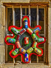 Soleil en boite (GilDays) Tags: france nikon sprite dordogne kronenbourg oasis cocacola prigord coca redbull sarlat orangina fanta lipton canette perrier d800 1664 quercy aquitaine nikond800 so0314
