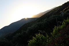 The stillness of the Dawn IMG_4866 (Cilento Fairy) Tags: italy sun mountains nature sunrise landscape dawn rays daybreak cilento ilsogno leilasmountain