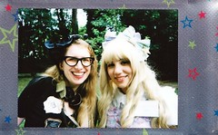 With S (House Of Secrets Incorporated) Tags: france stars star s lolita hilde egl instantcamera gardenparty steampunk instax instantphotography nogentsurmarne cheki jfashion sweetlolita fujiroid fujiinstaxmini angelicpretty classiclolita frenchcafé classicsteam steampunklolita jfashionmeet lemanoirdelileauxloups jfashionevent